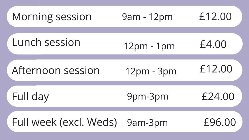 Marygate Session times
